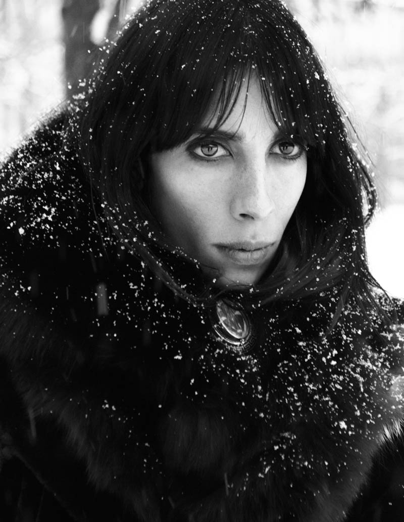 JamieBochertVice3 Jamie Bochert Poses for Samantha Rapp in Vice Magazine