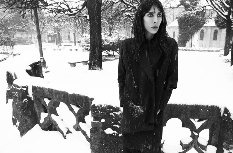 JamieBochertVice5 Jamie Bochert Poses for Samantha Rapp in Vice Magazine