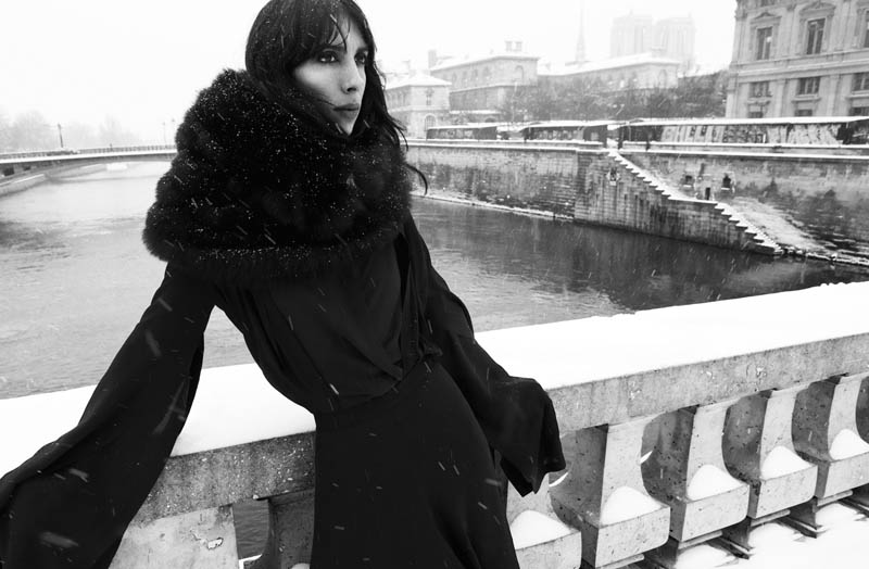 JamieBochertVice6 Jamie Bochert Poses for Samantha Rapp in Vice Magazine