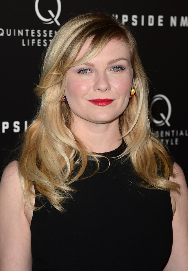 Kirsten Dunst Stella4 Kirsten Dunst in Proenza Schouler at Upside Down Special LA Screening