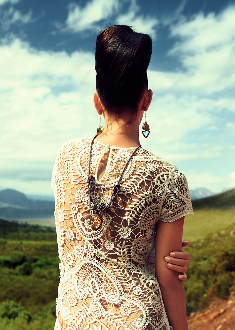 NYNK 5 SERIE NYA VÄGAR 2013 DAM E NK Explores South Africa for Spring 2013 Campaign by Joel Rhodin
