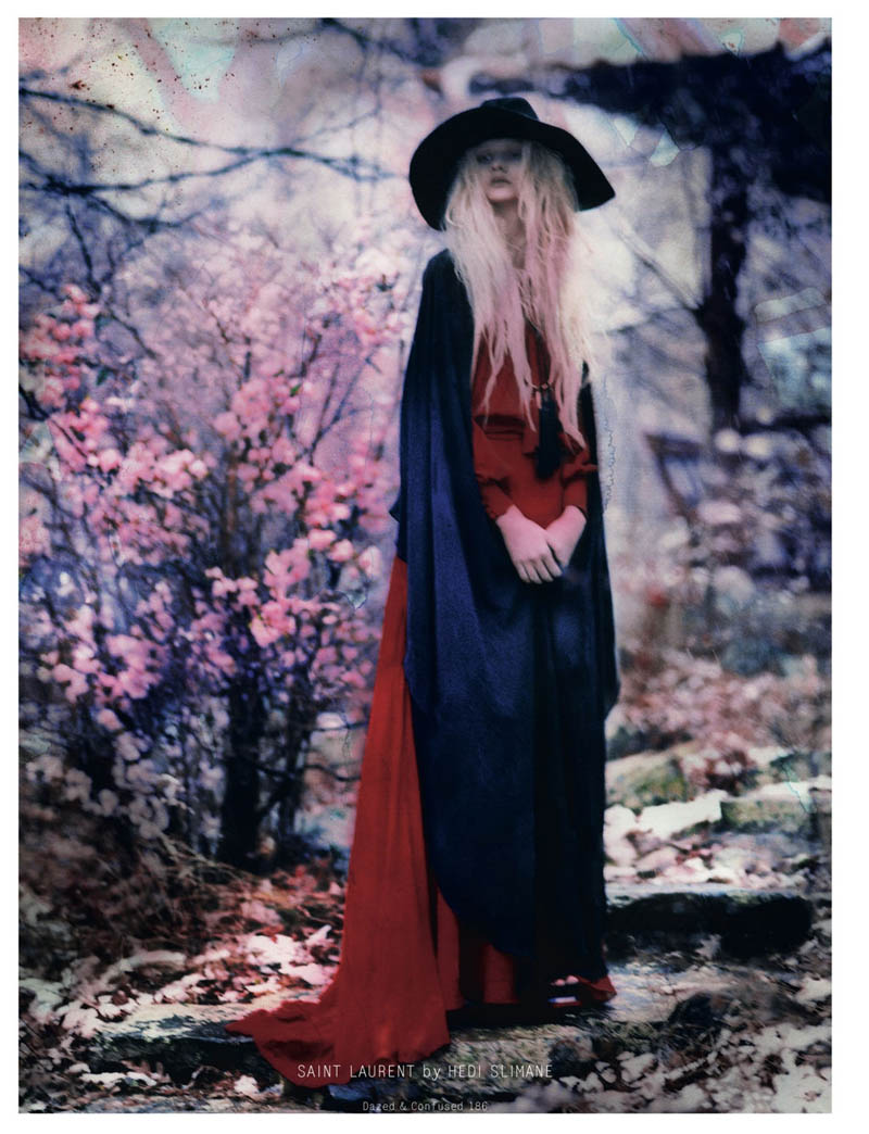 NastyaKusakinaDazedShoot3 Nastya Kusakina Enchants for Jeff Bark in Dazed & Confuseds March Issue