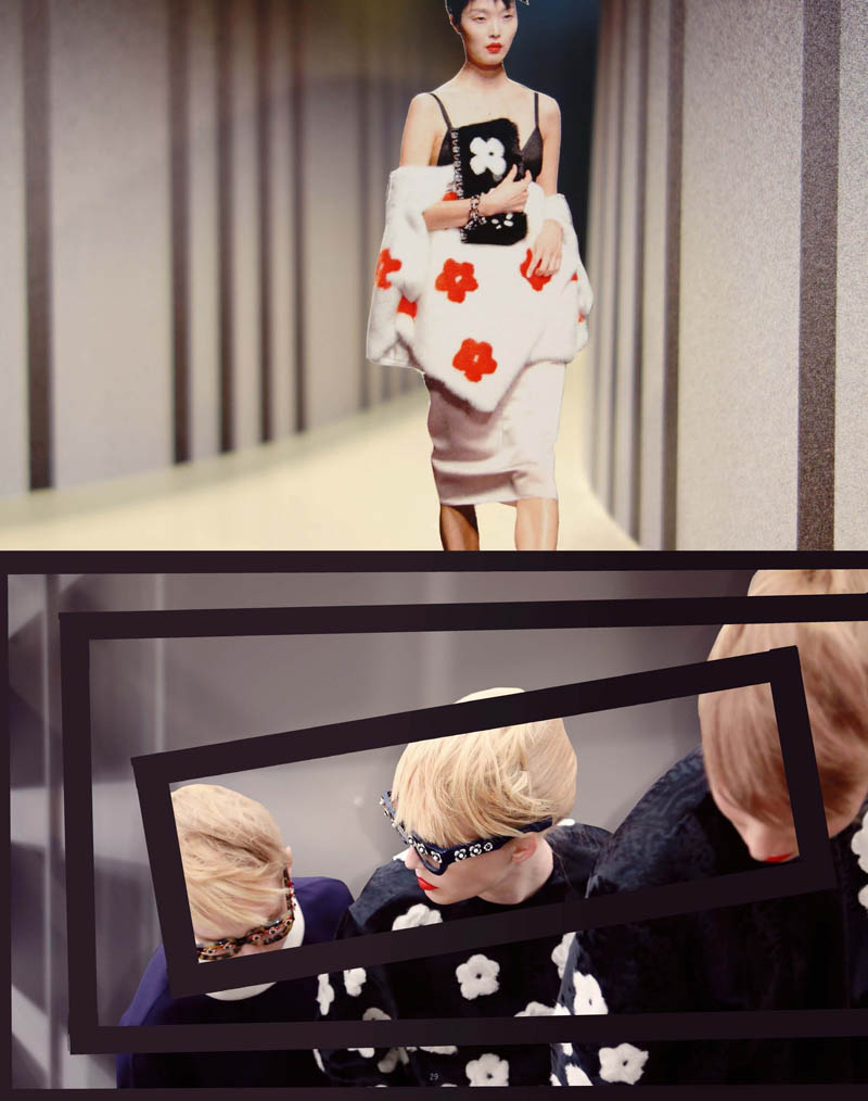 PradaFantasiesSpring13 Prada Real Fantasies Spring/Summer 2013 Lookbook