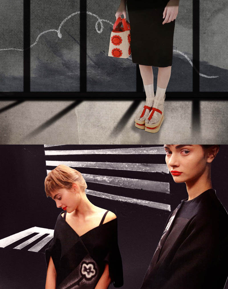 PradaFantasiesSpring2 Prada Real Fantasies Spring/Summer 2013 Lookbook