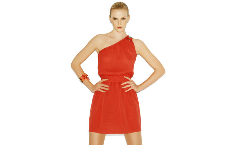 Suiteblanco ss13 march color 09 Anne Vyalitsyna Poses in New SuiteBlanco Spring Bloom 2013 Campaign