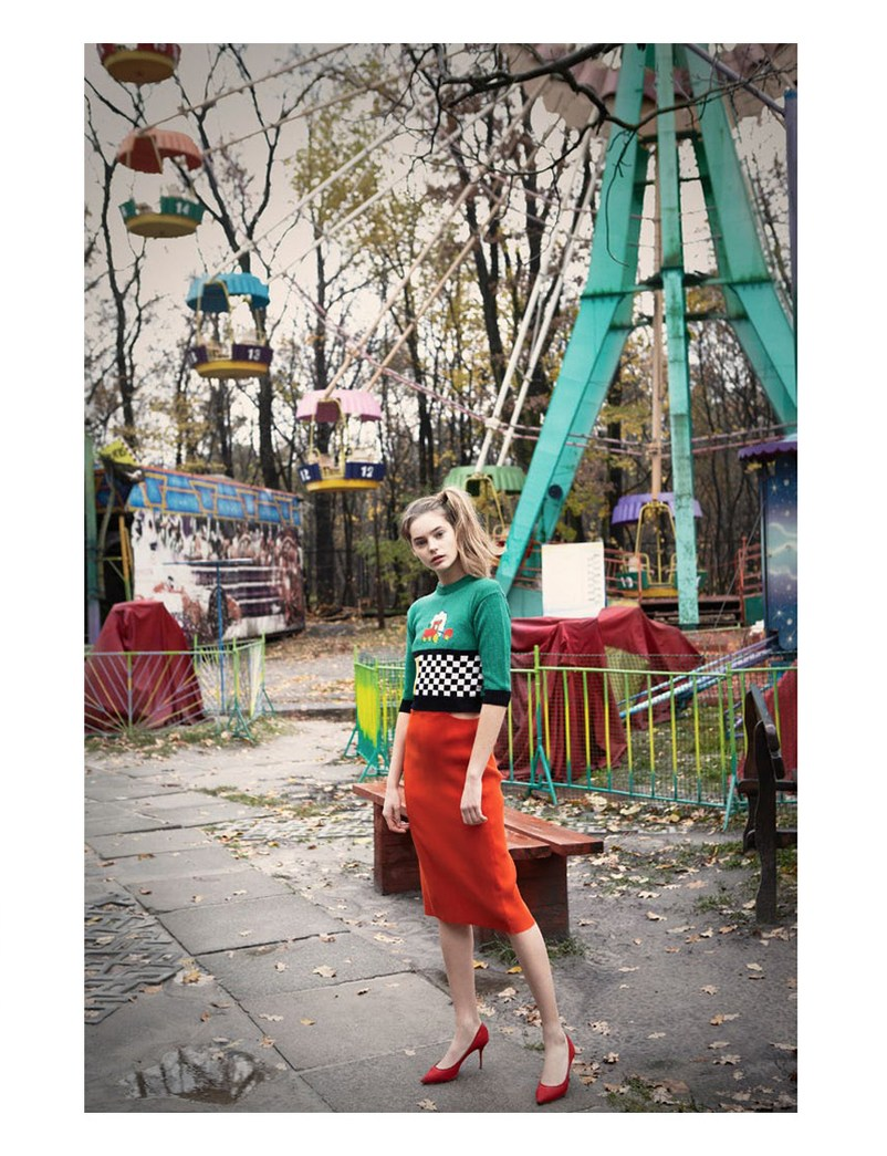 VogueUkraineYelenaYemchuk5 Yelena Yemchuk Captures Homegrown Beauties for Vogue Ukraine March 2013