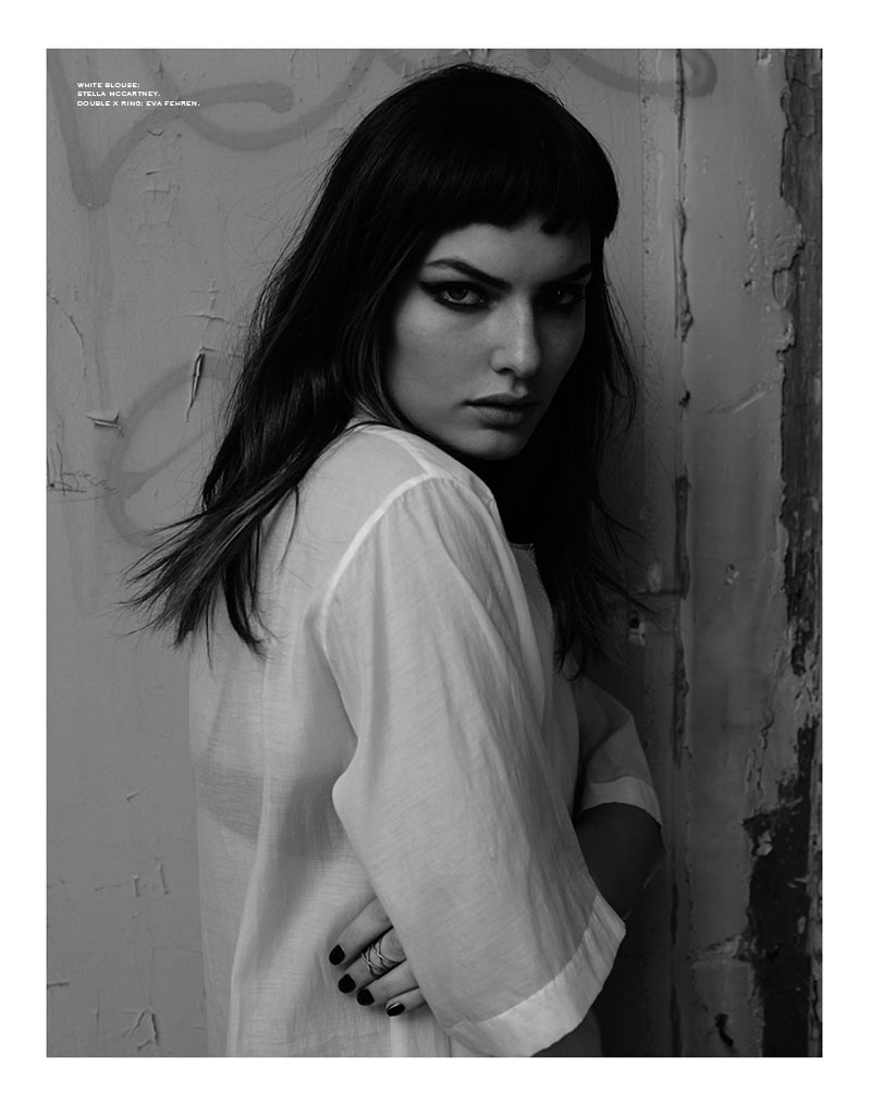 alyssa miller fit for print3 Alyssa Miller is a Quiet Rebel for Herring & Herrings Fit for Print