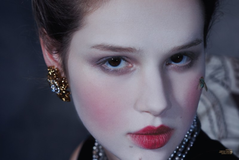 anais pouliot ffp4 Anais Pouliot is Gothic Glam for Herring & Herrings Fit for Print