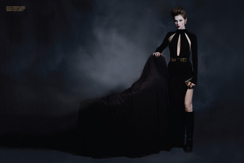 anais pouliot ffp6 Anais Pouliot is Gothic Glam for Herring & Herrings Fit for Print