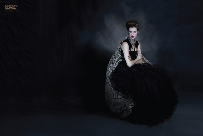 anais pouliot ffp8 Anais Pouliot is Gothic Glam for Herring & Herrings Fit for Print