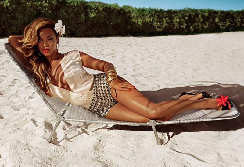 beyonce hm summer Beyonce Lands H&M Summer 2013 Campaign by Inez & Vinoodh