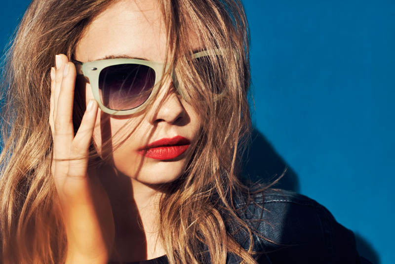 cara delevingne reserved campaign10 Cara Delevingne Heads to Miami for Reserveds Spring 2013 Campaign