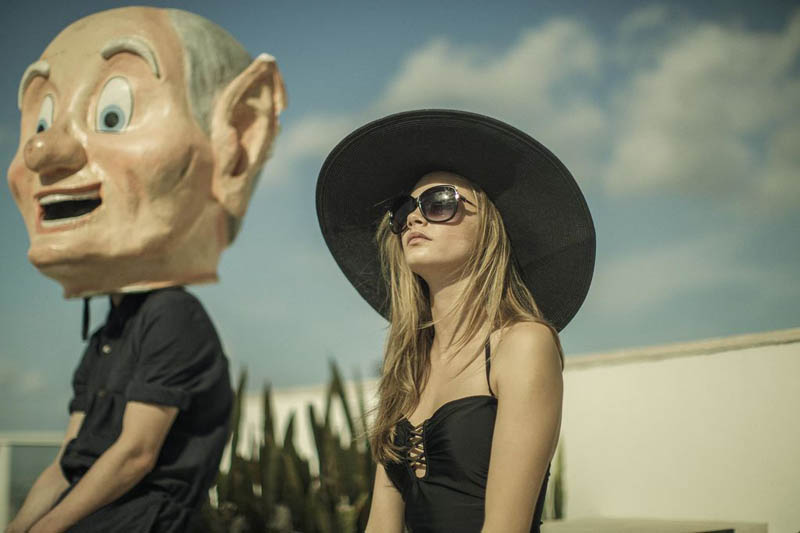 cara delevingne reserved campaign30 Cara Delevingne Heads to Miami for Reserveds Spring 2013 Campaign