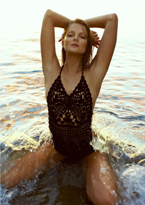 eniko mihalik elle france3 Eniko Mihalik Sizzles for Elle Frances March Issue by Jenny Gage and Tom Betterton