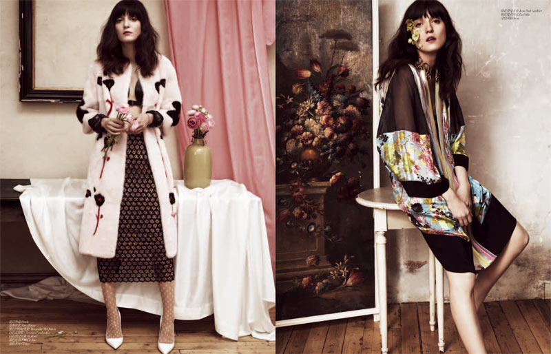 femina Irina 3 Irina Lazareanu Sports Romantic Style for Femina China
