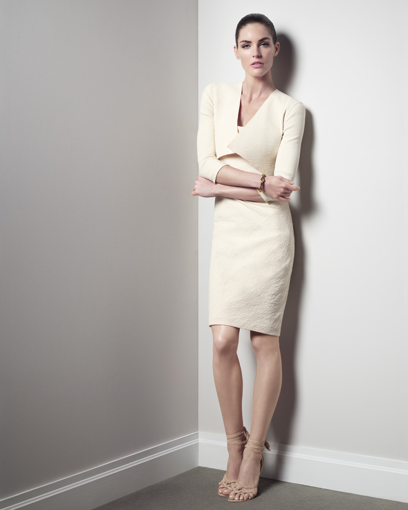 hilary rhoda bergdorf wmns13 Hilary Rhoda Has a New York State of Mind for Bergdorf Goodman Spring 2013