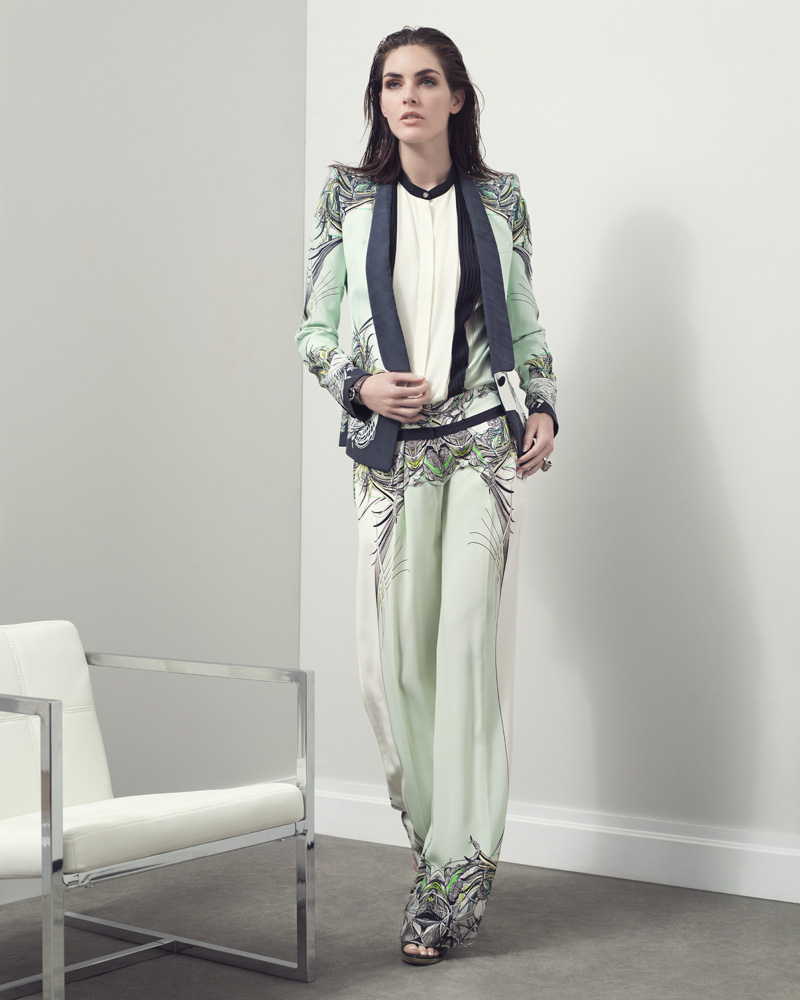 hilary rhoda bergdorf wmns14 Hilary Rhoda Has a New York State of Mind for Bergdorf Goodman Spring 2013
