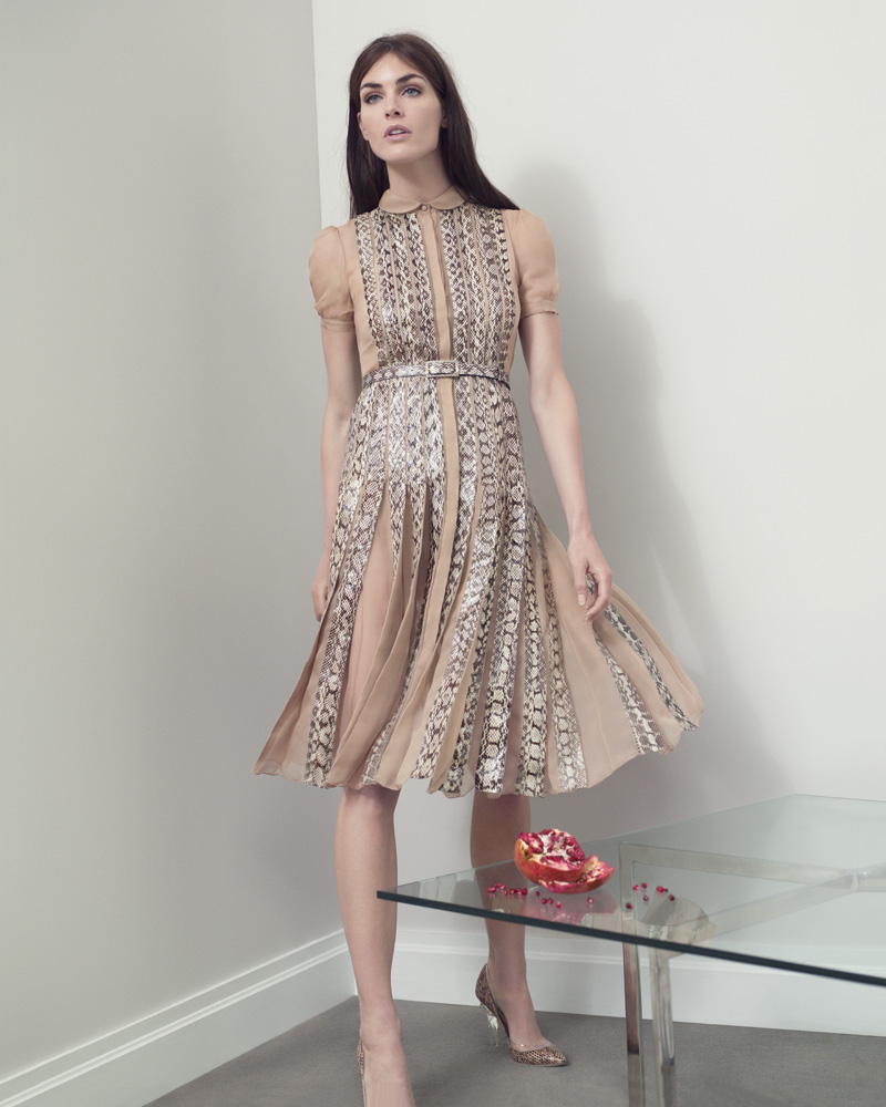 hilary rhoda bergdorf wmns6 Hilary Rhoda Has a New York State of Mind for Bergdorf Goodman Spring 2013