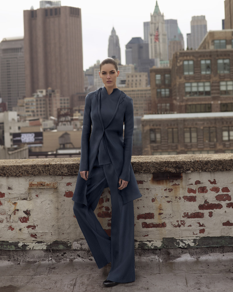 hilary rhoda bergdorf wmns7 Hilary Rhoda Has a New York State of Mind for Bergdorf Goodman Spring 2013