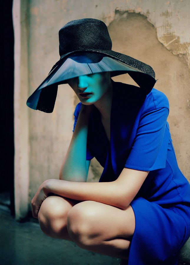 kirsi tank magazine8 Kirsi Pyrhonen Enchants for Tank Magazine Spring 2013 by Jeff Hahn