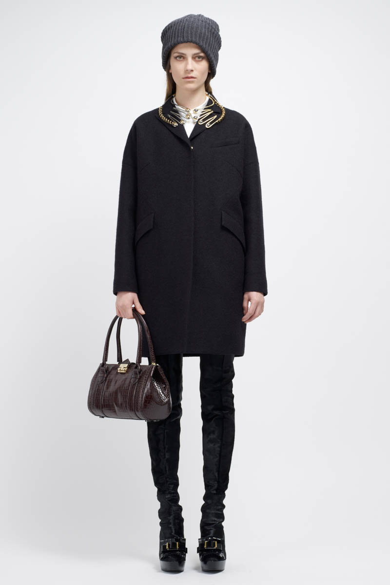 paule ka fall1 Paule Ka Goes Uptown and Downtown for its Fall 2013 Collection