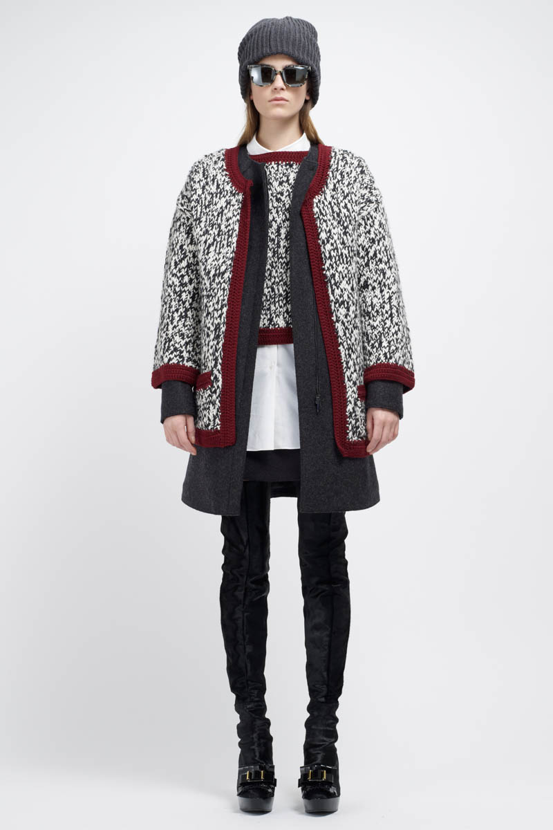 Paule Ka Goes Uptown and Downtown for its Fall 2013 Collection