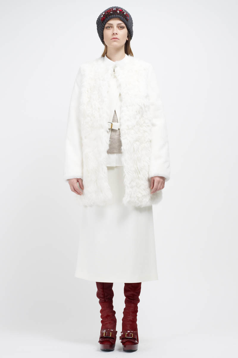paule ka fall13 Paule Ka Goes Uptown and Downtown for its Fall 2013 Collection