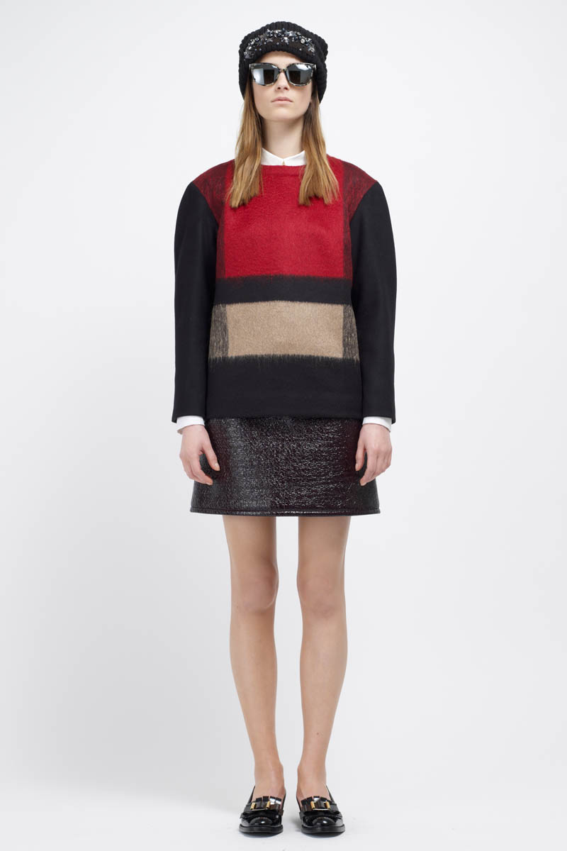 paule ka fall16 Paule Ka Goes Uptown and Downtown for its Fall 2013 Collection