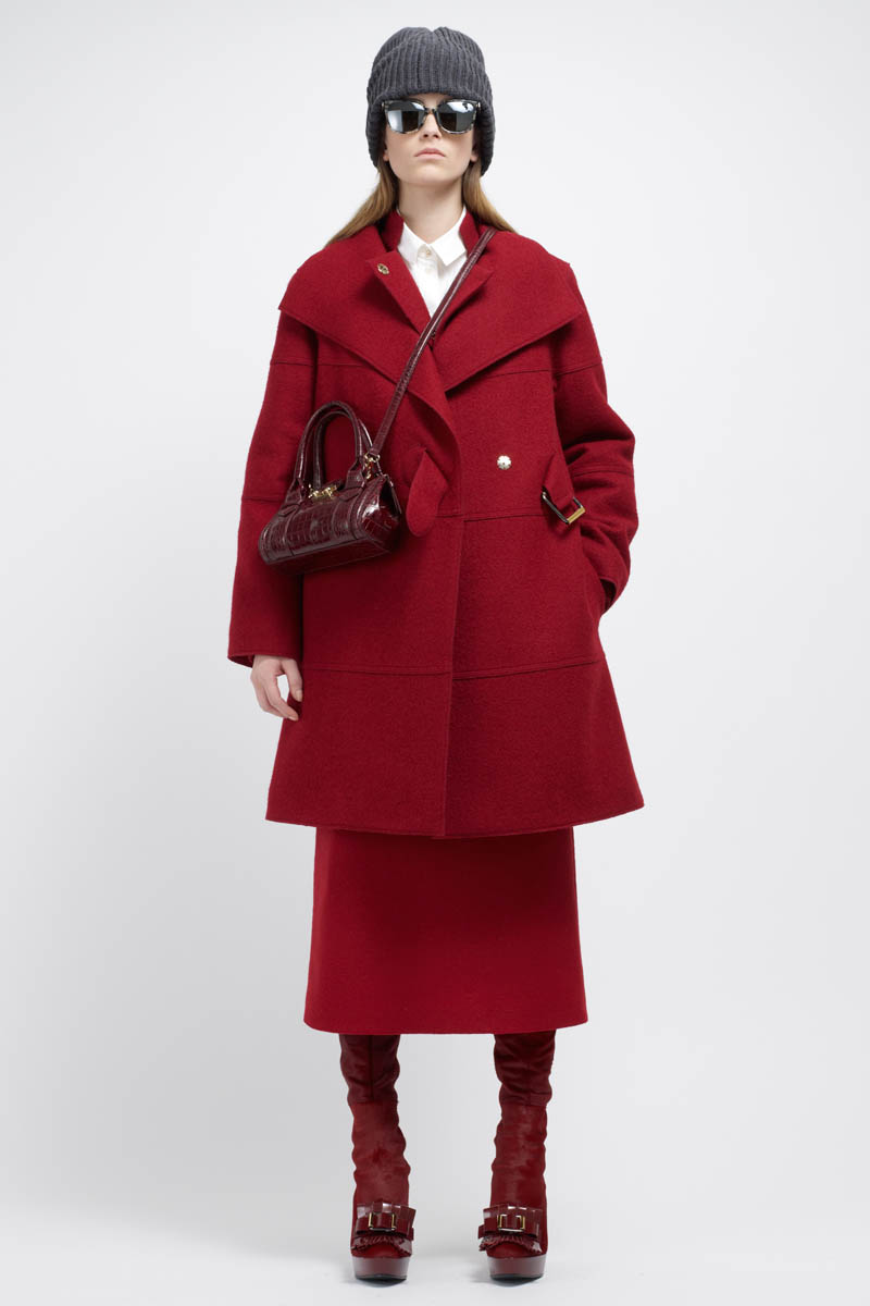 paule ka fall17 Paule Ka Goes Uptown and Downtown for its Fall 2013 Collection