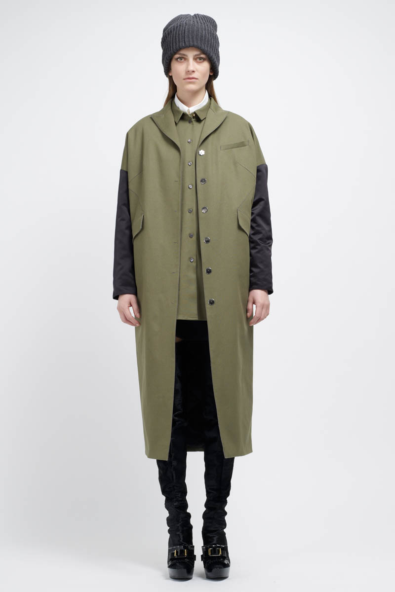 paule ka fall2 Paule Ka Goes Uptown and Downtown for its Fall 2013 Collection