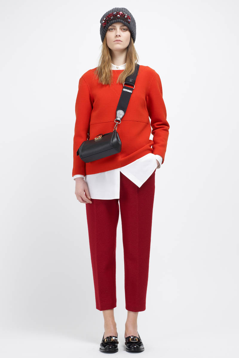 paule ka fall20 Paule Ka Goes Uptown and Downtown for its Fall 2013 Collection