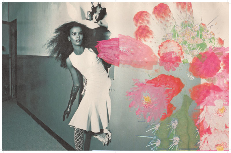 pop liya kebede2 Liya Kebede Gets Surreal for the Pages of POP Spring/Summer 2013