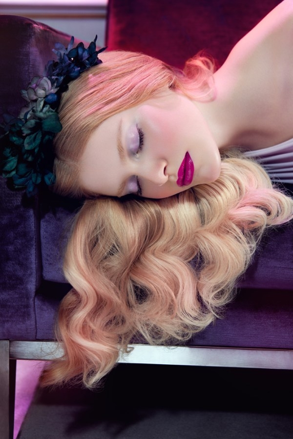 sleeping beauty2 Michelle Du Xuan Captures Sleeping Beauty for Madame Figaro China April 2013
