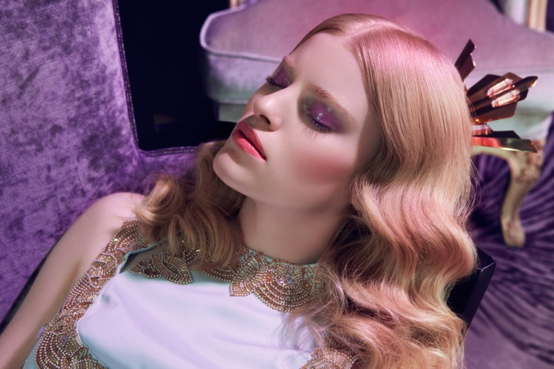 sleeping beauty5 Michelle Du Xuan Captures Sleeping Beauty for Madame Figaro China April 2013