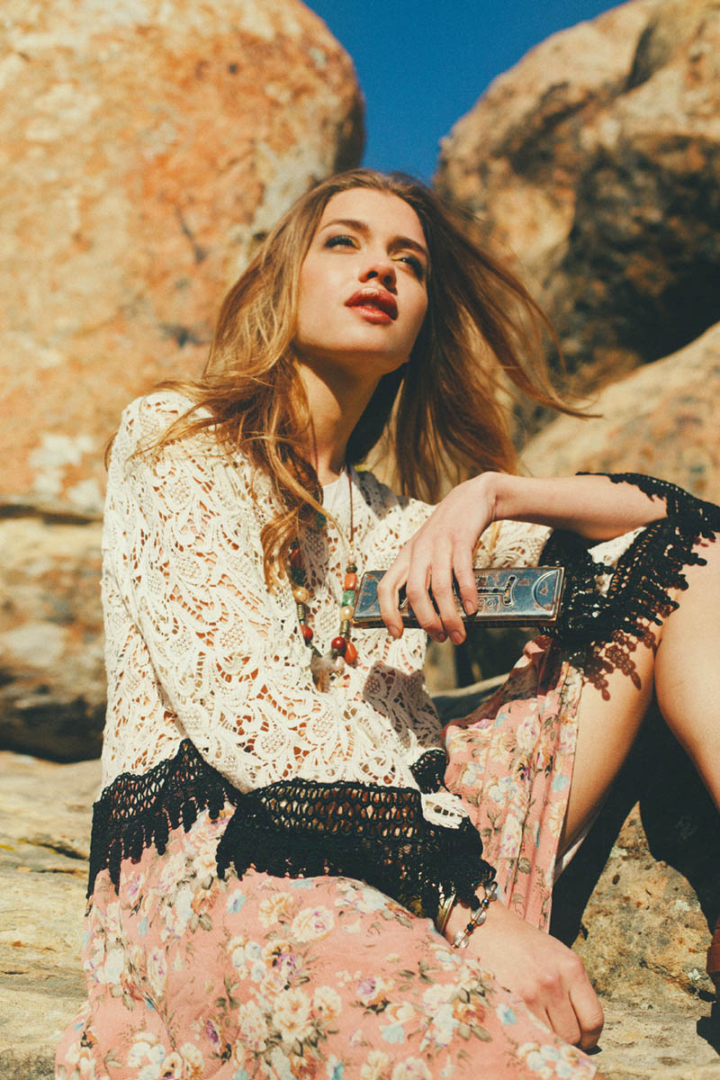 thread sence lookbook18 ThreadSences Bohemian Glam Spring 2013 Lookbook