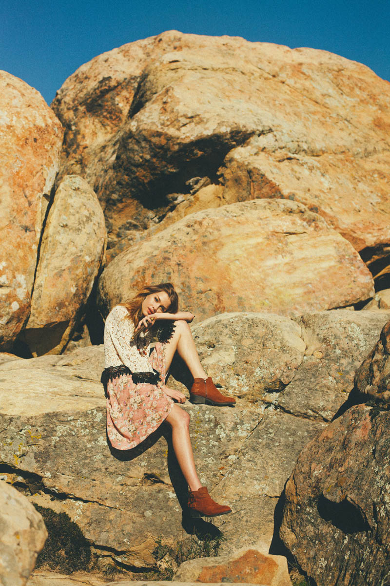 thread sence lookbook19 ThreadSences Bohemian Glam Spring 2013 Lookbook