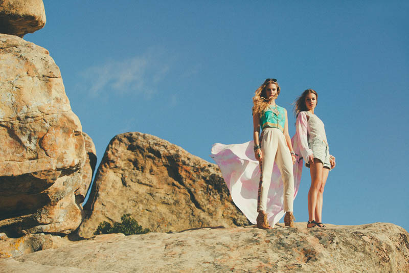 thread sence lookbook20 ThreadSences Bohemian Glam Spring 2013 Lookbook