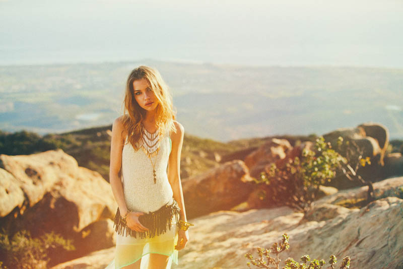 thread sence lookbook22 ThreadSences Bohemian Glam Spring 2013 Lookbook