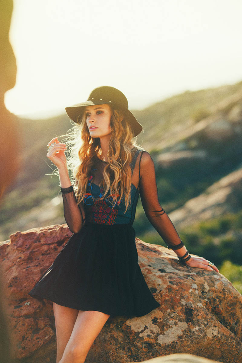 thread sence lookbook23 ThreadSences Bohemian Glam Spring 2013 Lookbook