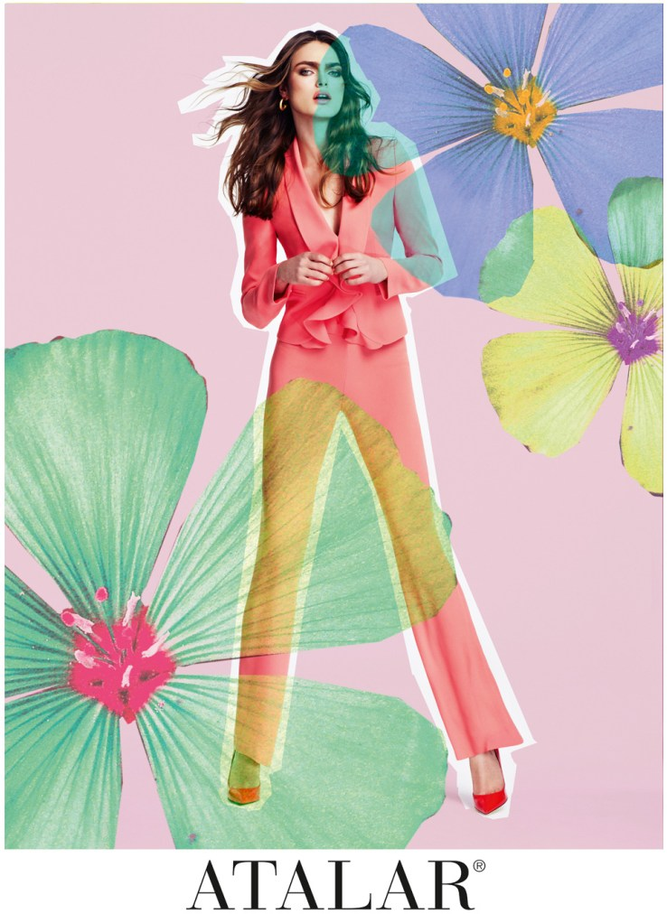 AtalarSpring3 Sophie Vlaming is in Bloom for Atalars Spring 2013 Campaign by Nihat Odabasi