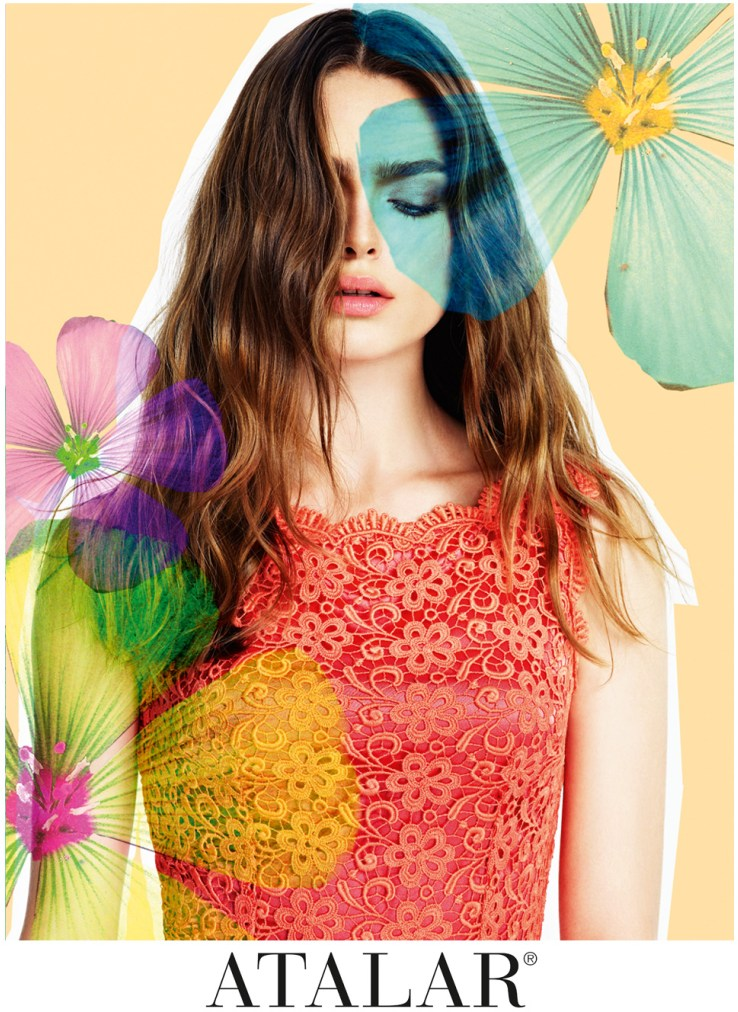AtalarSpring4 Sophie Vlaming is in Bloom for Atalars Spring 2013 Campaign by Nihat Odabasi