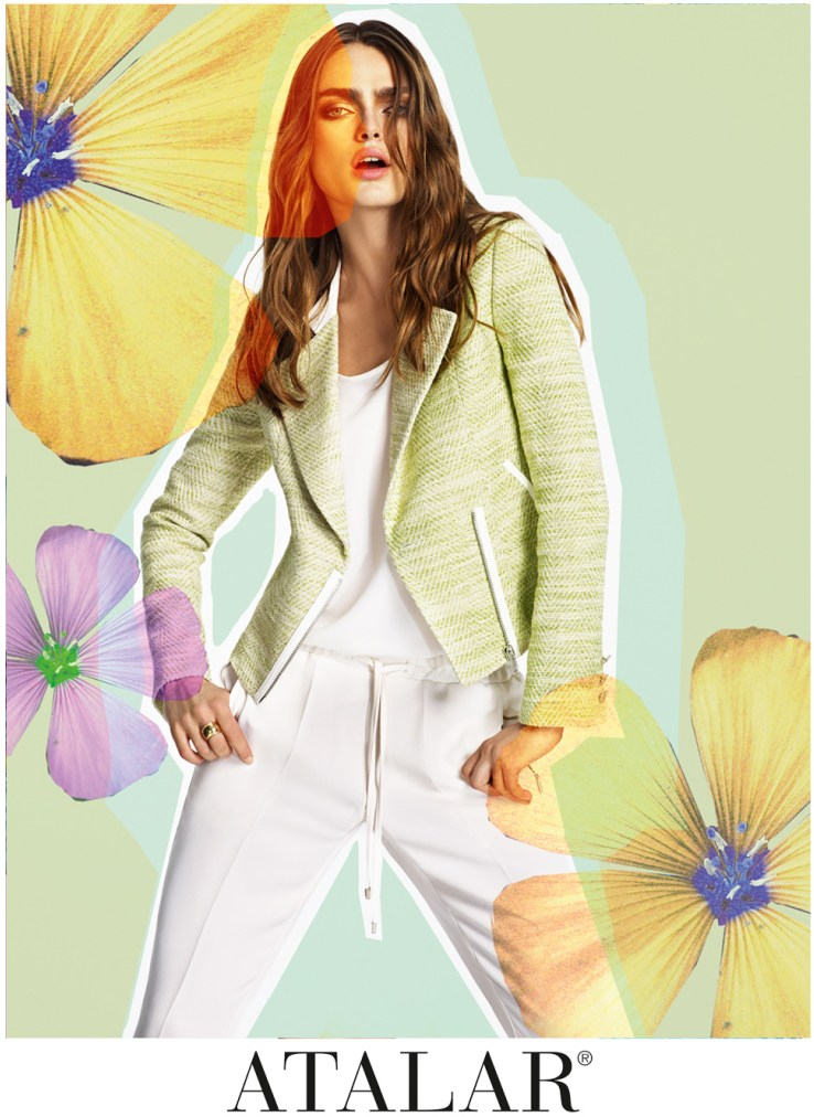 AtalarSpring8 Sophie Vlaming is in Bloom for Atalars Spring 2013 Campaign by Nihat Odabasi