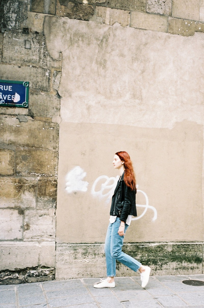 CodieYoungLoveWantShoot4 Codie Young Hits Paris for Love Want Magazine by Gen Kay