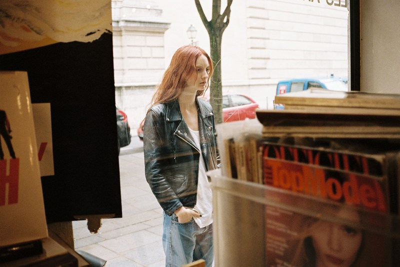 CodieYoungLoveWantShoot7 Codie Young Hits Paris for Love Want Magazine by Gen Kay
