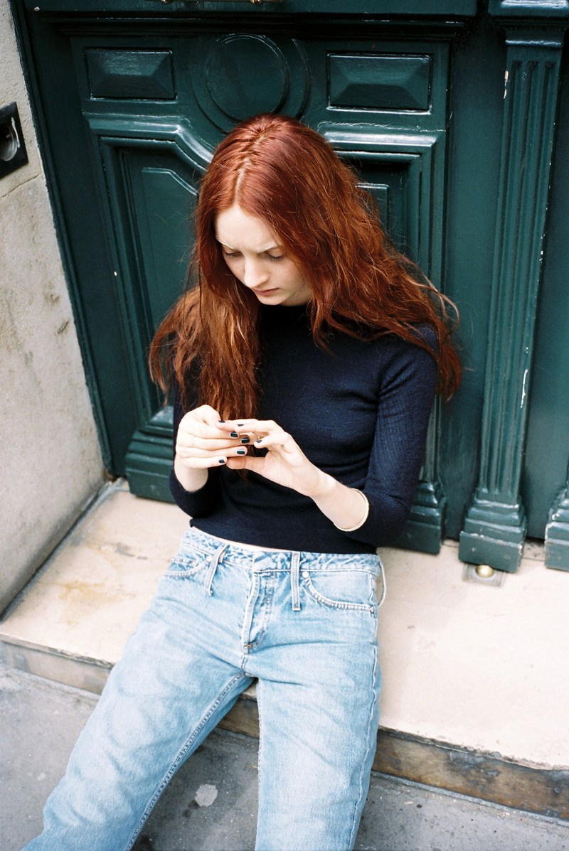 CodieYoungLoveWantShoot8 Codie Young Hits Paris for Love Want Magazine by Gen Kay
