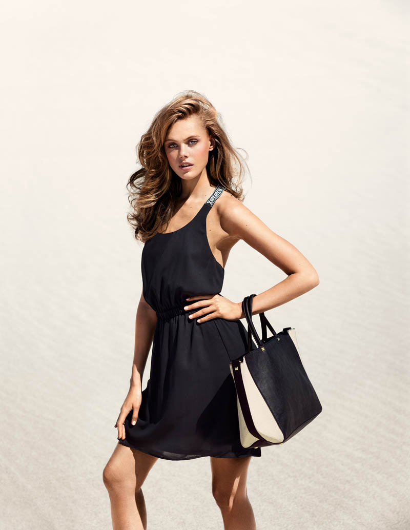 FridaHM11 Frida Gustavsson Models H&Ms Spring Looks