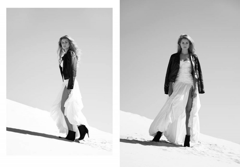 Isabelle Cornish by Cara O'Dowd for Fashion Gone Rogue