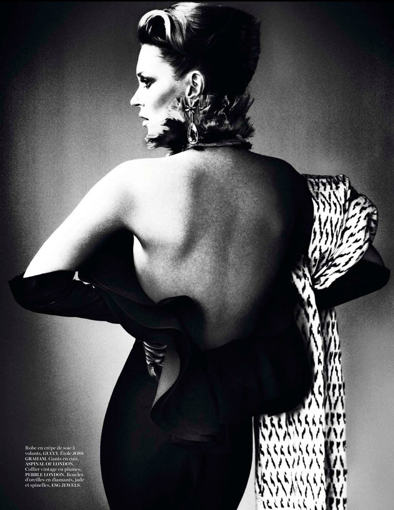 KateMossMarioTestino10 Kate Moss Celebrates Peruvian Style with Mario Testino for Vogue Paris April 2013