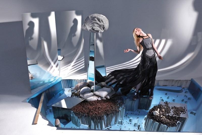 KristenDunstBullett2 Kirsten Dunst Dons Rodarte for Bullett Magazines Spring 2013 Cover