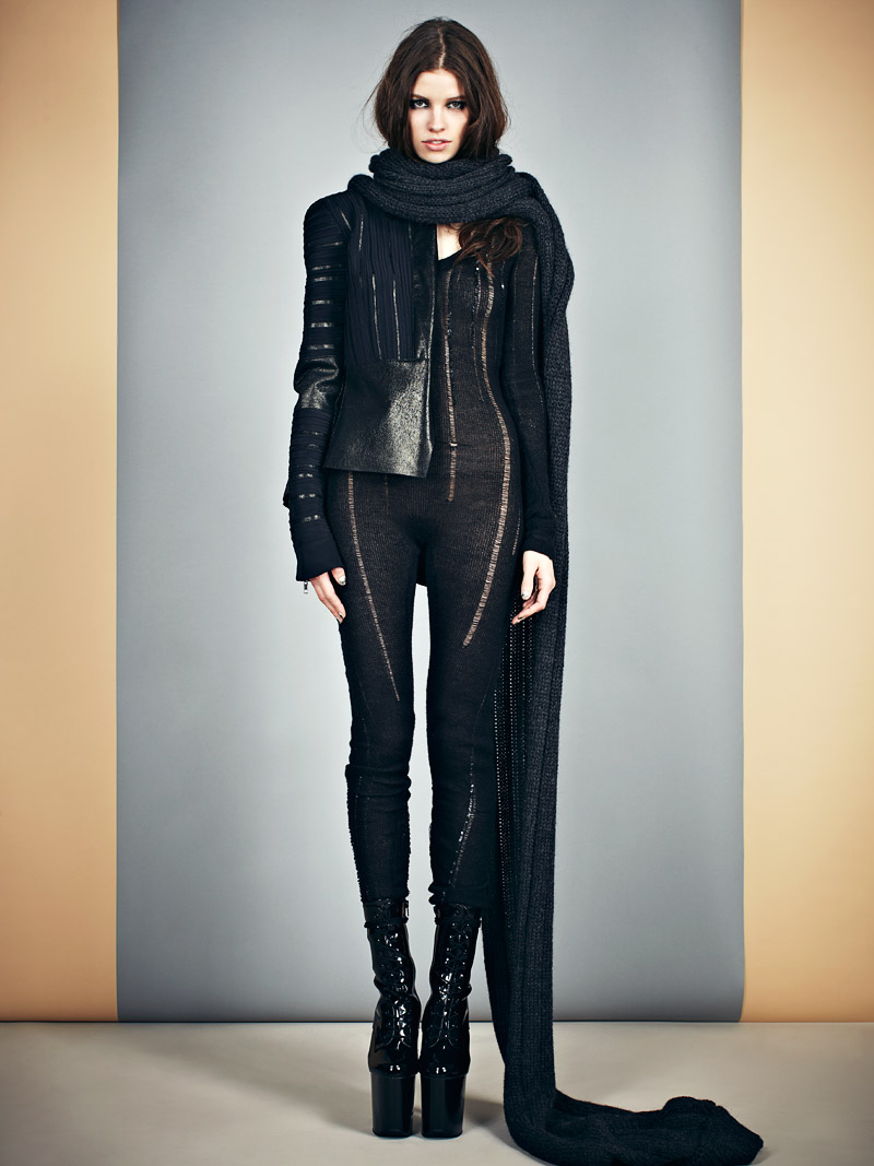 MikaelKaleFW1 Mikhael Kales Sleek and Modern Fall/Winter 2013 Collection